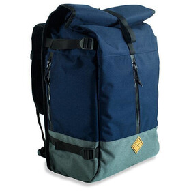 Restrap Commute Backpack grey/navy